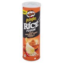 Batatas pringles 165gr fusion chicken tikka masala -