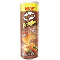 Batatas pringles 165gr hot paprika chilli -