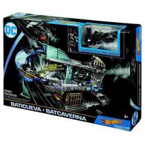 Batcaverna Pista Hot Wheels Mattel Dxc79