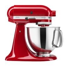 Batedeira Planetária Artisan 127V Empire Red KitchenAid