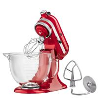 Batedeira Planetária KitchenAid KED33A3 Stand Mixer Candy Apple 127V