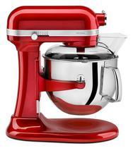 Batedeira Stand Mixer 127V 5,7 Litros Kitchenaid Vermelha -