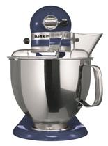 Batedeira Stand Mixer Artisan - Blue Willow - Kitchenaid