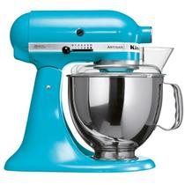 Batedeira Stand Mixer Artisan - Crystal Blue - Kitchenaid