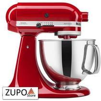 Batedeira Stand Mixer Artisan Empire Red KitchenAid - 127V