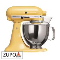 Batedeira Stand Mixer Artisan Majestic Yellow KitchenAid - 127V