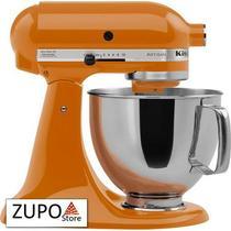 Batedeira Stand Mixer Artisan Tangerine KitchenAid - 127V -