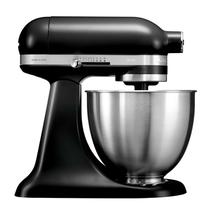 Batedeira Stand Mixer KitchenAid Artisan Mini Black Matte - KEA25AE