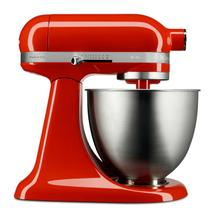Batedeira Stand Mixer KitchenAid Artisan Mini Hot Sauce - KEA25AH