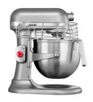 Batedeira Stand Mixer KitchenAid Profissional 7,6L Contour Silver - KEF97AS 220v -