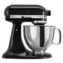 Batedeira  stand mixer onix black 220w - kitchenaid -