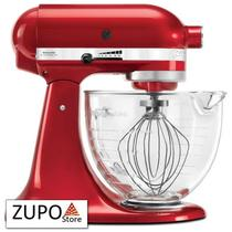 Batedeira Stand Mixer Planetária Candy Apple KitchenAid - 127V