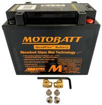 Bateira Moto Honda VF 750 C Magna V90 1993 Motobatt Mbtx12u -
