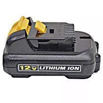 Bateria 12v Ion De Litio 1,3 Ah Todos Modelos Dewalt DCB120 -