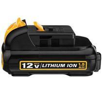 Bateria 12V Li-Ion 1,3 Ah - DEWALT- DCB120 -