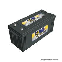 Bateria 180 Amperes Log Diesel Caminhao Eletronico A Base De Troca M180BD - Moura