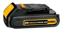 Bateria 20v Max- 1,3 Ah - Dewalt Lition Dcb207-b3 Dewalt -