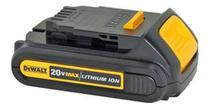 Bateria 20v max compact 1,3 ah - dewalt dcb207-b3 -