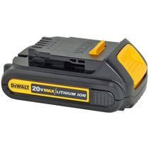 Bateria 20V MAX COMPACT 1,3Ah Lítio DCB207-B3 DEWALT -
