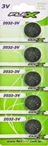 Bateria 3V Flex 5 Unidades - Xcell