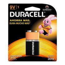 Bateria 9v duracell -