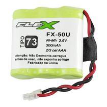 Bateria aaa 3.6v 300mah tipo73 p/ telefone sem fio panasonic - Xcell