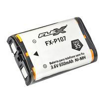Bateria aaa 3.6v 650mah para telefone sem fio panasonic - Flex Gold