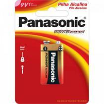 Bateria Alcalina 9V 6LF22XAB/1B24 - Panasonic