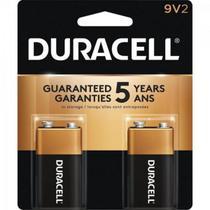 Bateria Alcalina 9V Duracell (cartela c/2) -