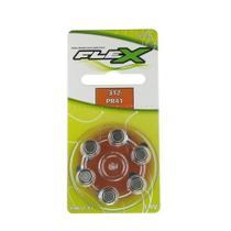 Bateria  Auditiva PR41 com 6 Unidades FLEX -