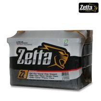 Bateria Autom Zetta Moura 50 Amperes Z2D/E   1 Ano de Garantia Selada -