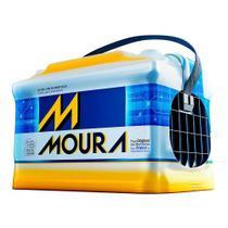Bateria Automotiva 80AH Moura -