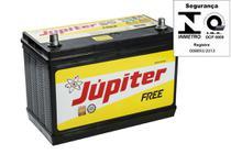 Bateria Automotiva Júpiter 105ah 12v Selada Com Prata -