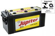 Bateria Automotiva Júpiter 135ah 12v Com Prata -