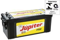 Bateria Automotiva Júpiter 150ah 12v Selada Com Prata -