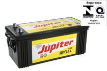 Bateria Automotiva Júpiter 180ah 12v Selada Com Prata -