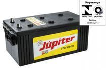 Bateria Automotiva Júpiter 200ah 12v Com Prata -