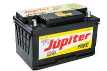 Bateria Automotiva Júpiter 75ah 12v Selada Com Prata -