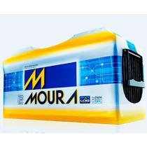 Bateria Automotiva Moura 100ah Polo Positivo Esquerdo -