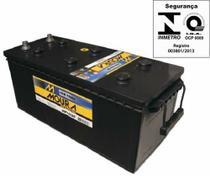 Bateria Automotiva Moura 135ah 12v Inteligente Selada 135bd -
