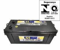 Bateria Automotiva Moura 150ah 12v Inteligente Selada 150bd -