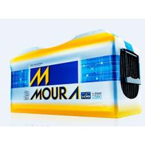 Bateria Automotiva Moura 150AH Polo Positivo Direito M150BD MFA -