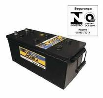Bateria Automotiva Moura 220ah 12v Inteligente Selada 220pd -