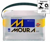 Bateria Automotiva Moura 48ah 12v Inteligente Selada -