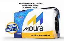 Bateria Automotiva MOURA 50Ah Caixa Alta M50ED -