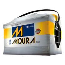 Bateria Automotiva Moura 60a Inteligente 60GD Polo Direito - Baterias moura -