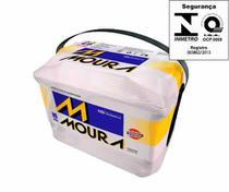 Bateria Automotiva Moura  60ah 12v Inteligente Selada 60gx -