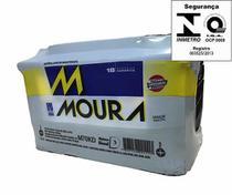 Bateria Automotiva Moura 70ah 12v Inteligente Selada -