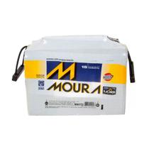 Bateria Automotiva Moura 90AH M90TD MFA -