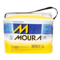 Bateria Automotiva Moura M60AX Selada, 60 Amperes -